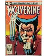 RED HOT!  WOLVERINE #1 MARVEL COMICS 1982, X-MEN, LOGAN, MILLER, SHOOTER! - $699.95