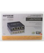 NETGEAR ProSafe GS105NA 5 Port Gigabit Desktop Switch - $24.73