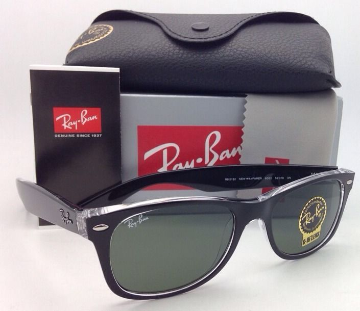 017fa7a5aa4 RAY-BAN Sunglasses RB 2132 6052 55-18 NEW and 50 similar items. 57
