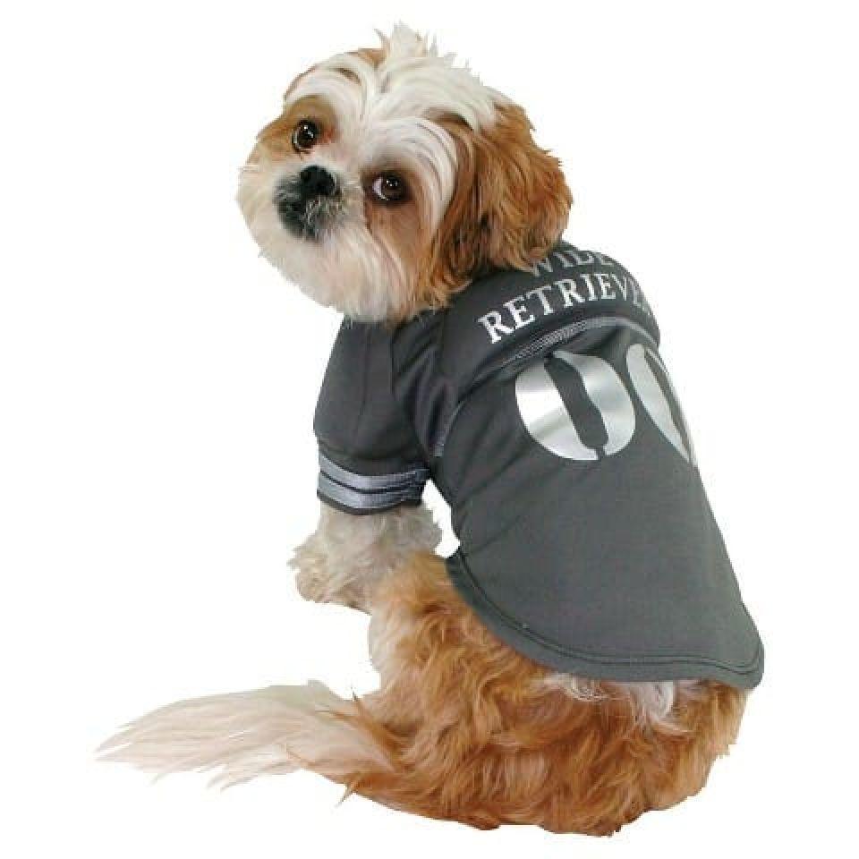 Wide Retriever Dog Costumes Sz S, L NWT