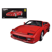 Ferrari F355 Spider Convertible Red Elite Edition 1/18 Diecast Car Model... - $149.09