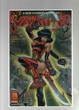 Vampi #3 - Harris Comics - 2000 - Vampirella - Kevin Lau, Conway, Ng. - $3.91