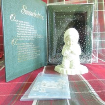 Dept 56 Snowbabies Now I Lay Me Down To Sleep Christmas Decoration Figurine  - $18.69