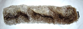 """Brown Faux Fur Stole Fits 18"""" Doll American Girl Our Generation Journey... - $9.99"""