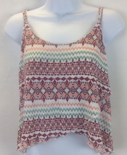 Primary image for Express Multi-color High Low Top Cami Size Large