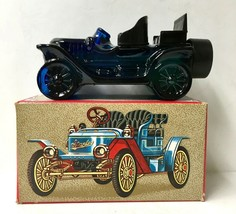 Vintg Full Avon Stanley Steamer Car Decanter New In Box w/WILD Country Aft Shave - $10.00