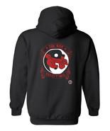 Dim Mak the Death Touch HOODIE Sweatshirt Black chinese martial arts kun... - $39.95+