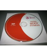 3 Minute Slim Down Total Body Fitness (2011, DVD) - Disc Only!!! - $4.94