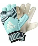 Adidas Soccer Ace Training Positive Cut Aqua Goalkeeper Goalie Gloves si... - $16.79