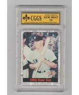 1997 Score Board Mickey Mantle #40 100th Home Run GEM MINT 10 CGGS - $6.75