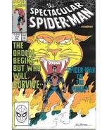 The Spectacular Spider-Man Comic Book #171 Marvel Comics 1990 NEAR MINT UNREAD - $2.99
