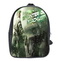 Backpack School Bag Tom Clancy's Splinter Cell Blacklist Online Video Game Actio - $33.00