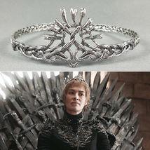 Game of Thrones Cersei Lannister Crown Hair Bands Vintage Wedding Headba... - $19.99