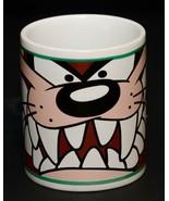 Vintage Taz Tasmanian Devil Coffee Mug Cup Warner Bros Gibson Looney Tun... - $14.84