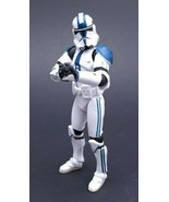 Star Wars ™ - Revenge Of The Sith Super Articulated  501st Clone Trooper... - $31.37