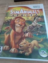 Nintendo Wii SimAnimals: Africa image 1