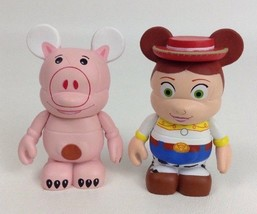 Disney Vinylmation Toy Story Mouse Figures Cake Toppers Jessie Hamm - $19.55