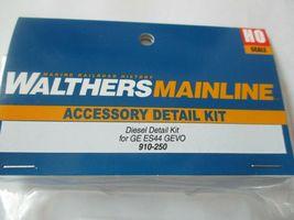 Walthers Mainline #910-250 GE ES44 GEVO Diesel Detailing Kit  HO Scale image 3