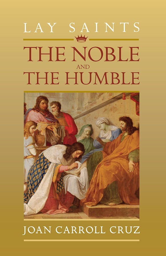 Lay saints the noble and the humble