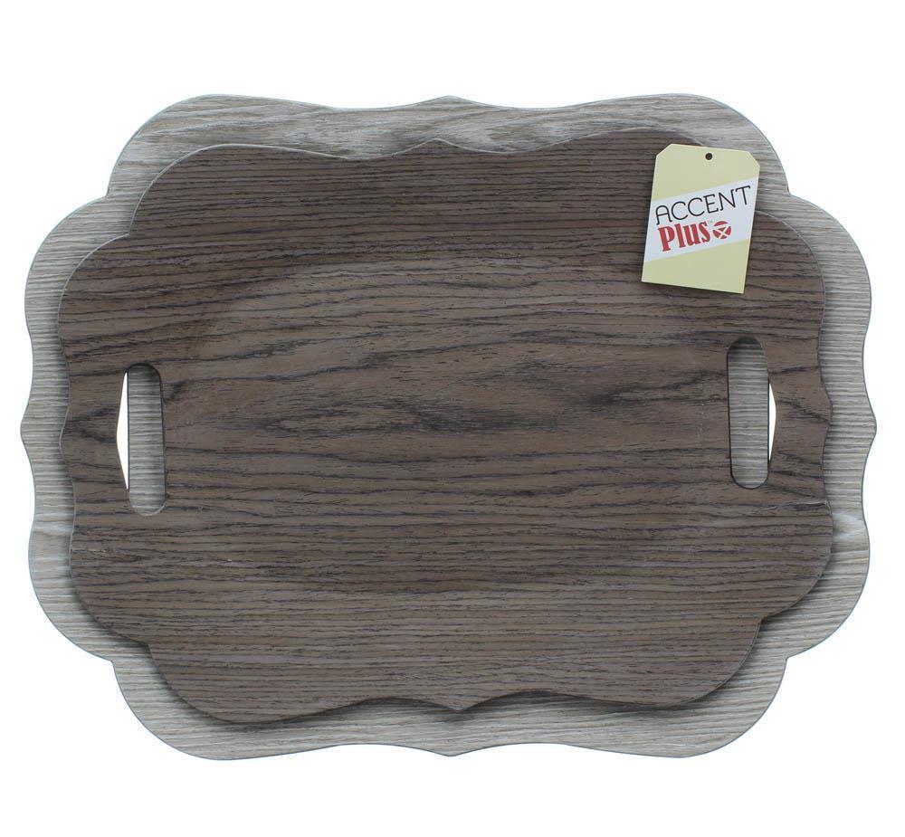 Decorative Scallop Trays