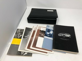 2009 Lincoln MKX Owners Manual Set with Case OEM Z0N04 - $47.99