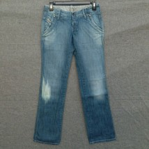 Diesel Cheebon Straight Leg Women's Jeans Size 26 R Medium Wash - $24.99