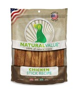 Loving Pets Natural Value All Natural Soft Chew Chicken Sticks For Dogs,... - $13.36