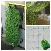 Durable Nylon Trellis Net Plants Support For Climbing 1.8 X2.7 Meters Ga... - $18.80