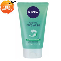 150 Ml Nivea Purifying Face Wash Face - $7.90