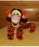 "Winnie Pooh Disney Plush 10"" Classic Long Curly Tail Sweet Pal Tigger - $10.79"