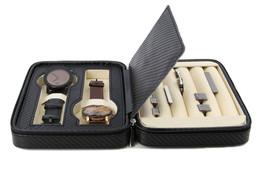 Decorebay High class Cufflink Case & Ring Storage Organizer Men's Jewelr... - €26,31 EUR
