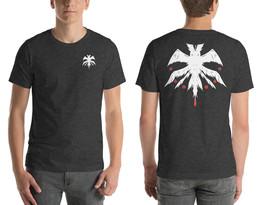 Wolhaiksong Urek Mazino Tower Of God TOG Men Tee T-shirt Dark Heather - £20.85 GBP+