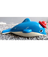 VINTAGE PLAYWELL Whale Orca Dolphin Bath  Pool toy - $15.00