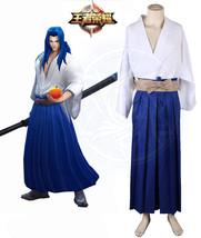 King of glory LOL SNK Samurai Spirits Ukyo Tachibana Kimono Game Cosplay Costume - $69.00