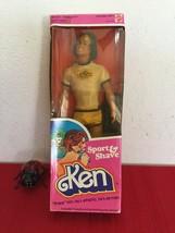 Vintage 1979 Sport & Shave Ken Doll Mattel Collectible Barbie #1294 - $35.00