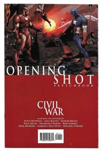 2006 Civil War Opening Shot Sketchbook from Marvel Comics - $4.95
