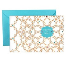 Hallmark Signature Thank You Greeting Card You're A Gem! - $7.44