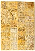 "Patchwork rug 4'8""x6'8"" (141x202 cm) Modern Carpet - $432.00"