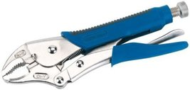 250mm Curved Jaw S/grip Pliers - $646,24 MXN