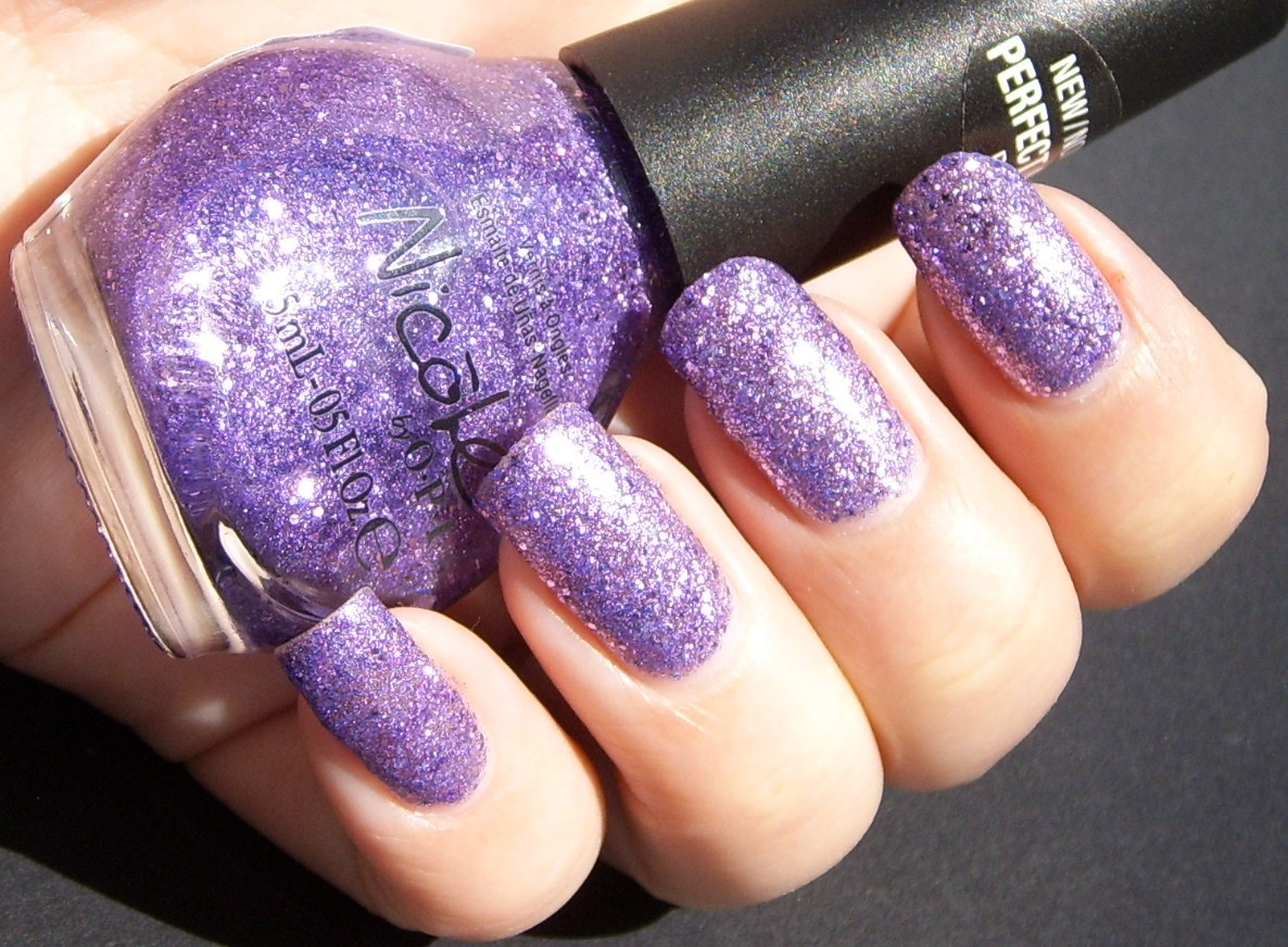 Nicole By OPI One Less Lonely Glitter NI J01 Nail Polish
