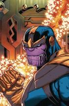 Thanos Legacy #1 Lim Variant NM Donny Cates - $4.94