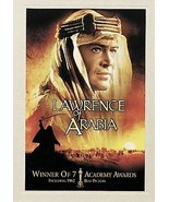 2 DVD Lawrence of Arabia Limited Ed: Peter O'Toole Alec Guinness A Quinn... - $8.99