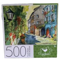 Jigsaw Puzzle Small Summer Street 11x14 - $22.47
