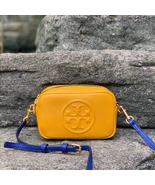 Tory Burch Perry Bombé Mini Leather Bag - $210.00
