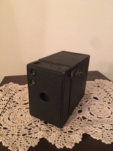 Brownie Box Kodak Camera 1916, Photography, Photo Prop, Staging - $55.95