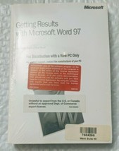 Microsoft Works Suite 1999 X03-97941 - Sealed Media/Manual and Product ID - $18.81