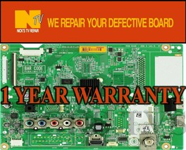 Mail-in Repair Service for LG 60PN6550 MAINBOARD - $119.95