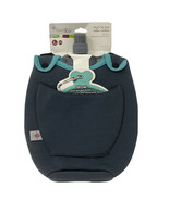Good2Go H2O Water Canteen Gray And Turquoise 2 Liter Water BPA Free Pouc... - $8.41