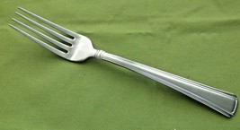 "Sheffield Silver Co Stainless Flatware SFC8 Dinner Fork 7 3/4"" Outlined ... - $5.93"