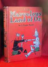 The Marvelous Land of Oz L. Frank Baum, Reilly & Britton first edition. - $1,911.00